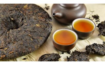Правильно завариваем чай «Пуэр»!