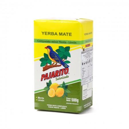 """Йерба Мате """"Pajarito Menta Lemon"""" , 500 грамм"""